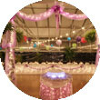The Greenhouse At Vista Weddings Receptions Banquests Parties 10t