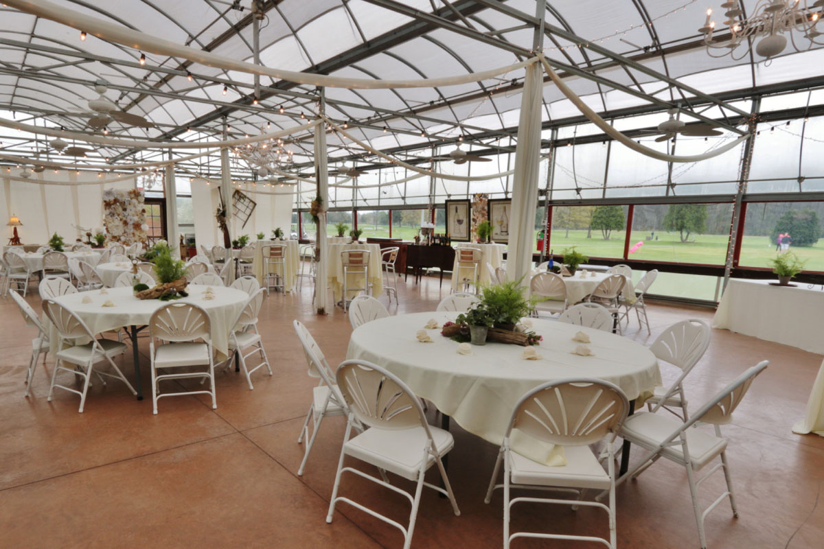 The Greenhouse At Vista Weddings Receptions Banquests Parties 2