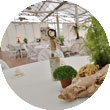 The Greenhouse At Vista Weddings Receptions Banquests Parties 6t